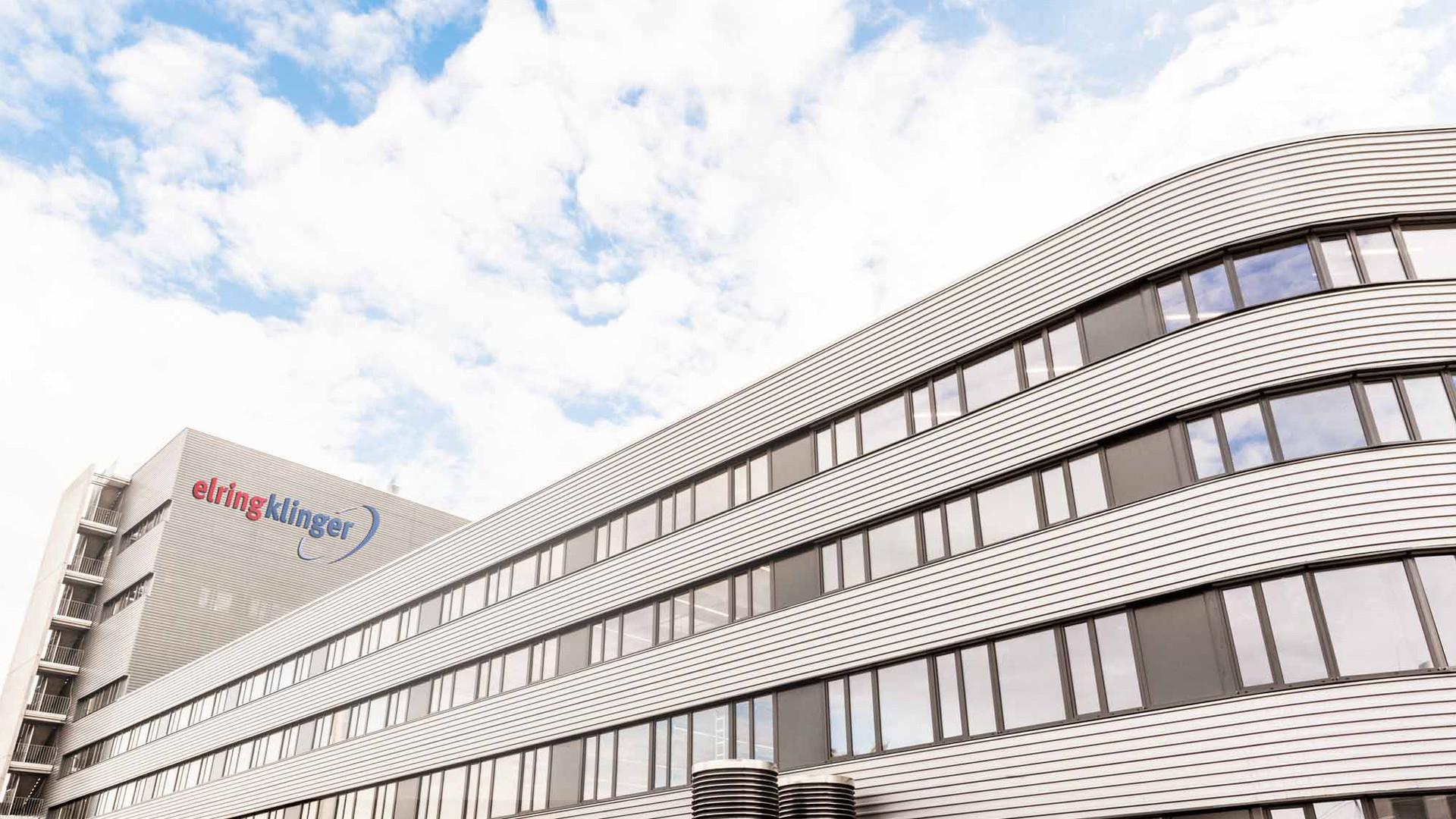 ElringKlinger Kunststofftechnik GmbH Bietigheim-Bissingen nuovo edificio di produzione